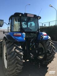 Tracteur agricole New Holland T5.115 DC 1.5 - 3