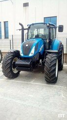 Tracteur agricole New Holland T5.120 EC - 2