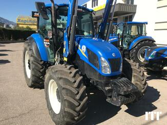 Tracteur agricole New Holland T5.115 DC 1.5 - 2