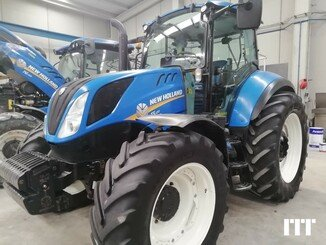 Tracteur agricole New Holland T5.120 EC - 1