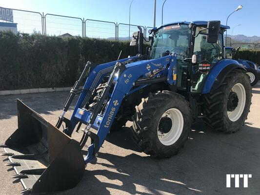 Tracteur agricole New Holland T5.115 DC 1.5 - 1