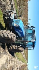 Tracteur agricole New Holland TNA 95 - 3